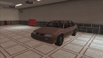 Saints Row variants - Capshaw - Beater - front left