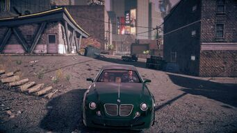 Infuego - front in Saints Row IV