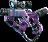 SRIV SMGs - Alien SMG - Xenoblaster - Saints Purple