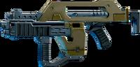 SRIV Rifles - Burst Rifle - Impulse Rifle - Default
