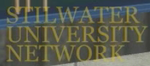 Stilwater University Network on-screen logo