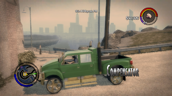 Compensator - left in Saints Row 2