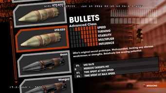 Saints Row Money Shot Bullet - UTR-X03