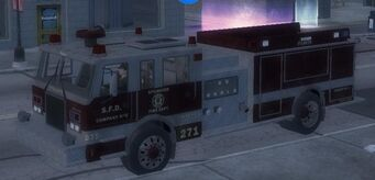Blaze - front left in Saints Row 2