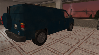 Saints Row variants - NRG V8 - beater - rear right