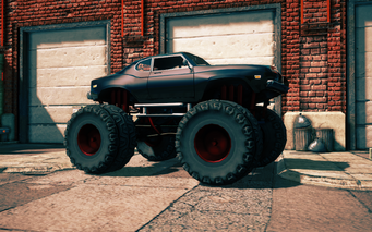 Bootlegger XL - front right in Saints Row IV