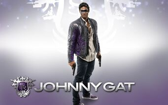 Johnny Gat Third