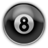 File:Saints Row 2 clothing logo - 8ball.png