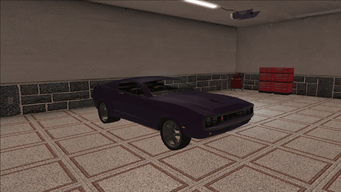 Saints Row variants - Hammerhead - Gang 3SS lvl3 - front right