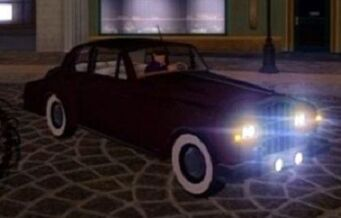 Baron - front right with headlights in Saints Row