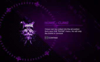 HtSSC The Santa Clawz reward2, homie - claws