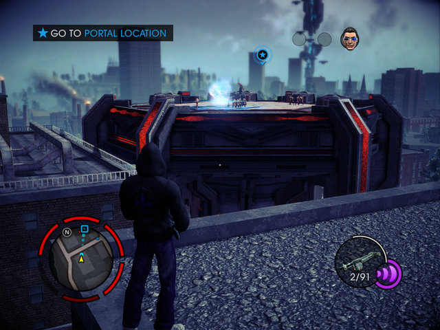 File:Grand Finale Part Two - Go to Portal Location objective - looking at next platform.png