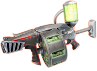SRGooH weapon explosive Lil Croaker