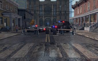 SRTT Roadblock - Police level 3 - small
