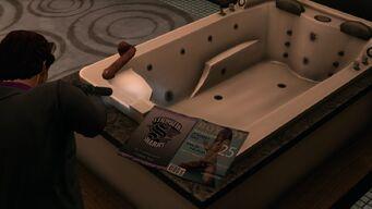 Safeword bath