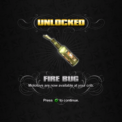 File:Saints Row unlockable - Weapons - Fire Bug - Molotovs.png