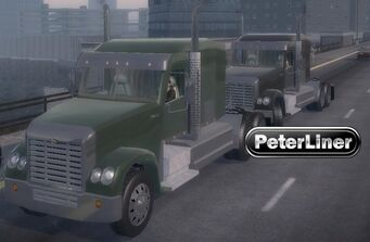 Peterliner - front left with logo in Saints Row 2