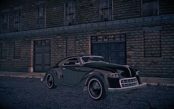 Lightning - front right in Saints Row IV