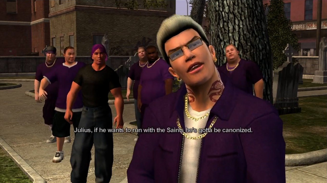 The images for -- Saints Row 4 Johnny Gat