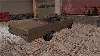 Saints Row variants - Compton - Beater - rear right