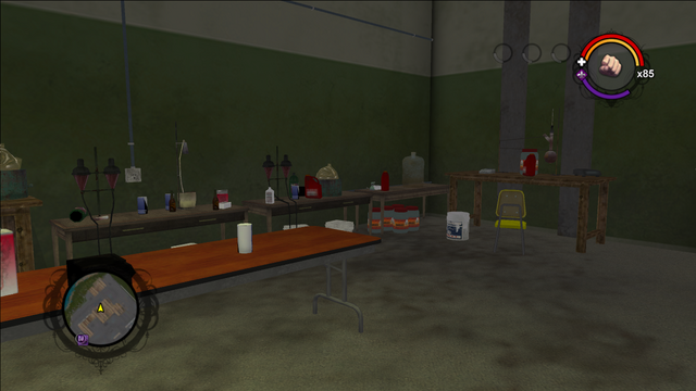 File:Drug Factory interior main room view of the south east corner in Saints Row.png