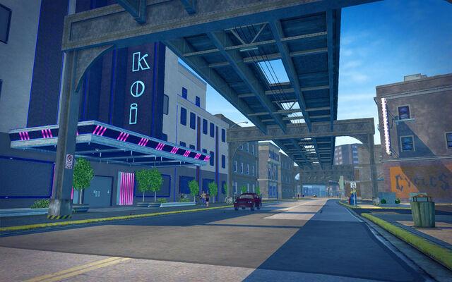 File:Club Koi - street entrance.jpg
