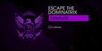 Escape the Dominatrix