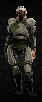 SRTT Outfit - STAG outfit (female)