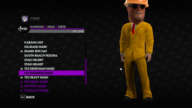 File:Valve Clothing Pack tf2 mask 2 engineer.png