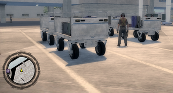 Baggage Trailers in Saints Row 2