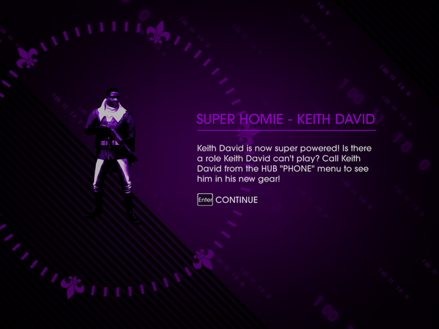 File:He Lives - Super Homie Keith David unlocked.png