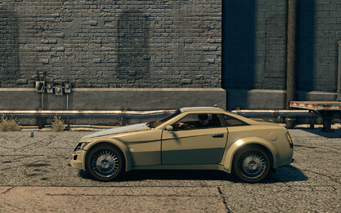 Sovereign - left in Saints Row The Third