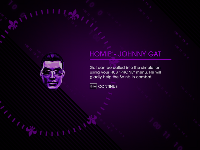 File:Welcome Back - Homie Johnny Gat unlocked.png