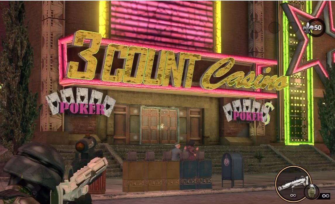 Saints row casino shooting star casino manohmen minnesota