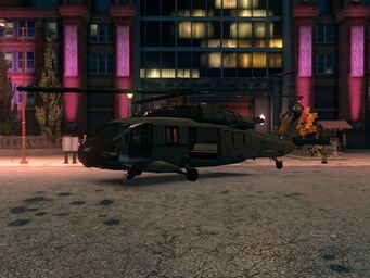Eagle - Average variant - front left parked in Saints Row The Third