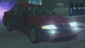 Capshaw outside Downtown Loft in Saints Row 2