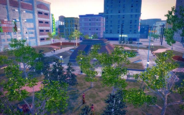 File:Encanto in Saints Row 2 - Park aerial view.jpg