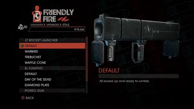 File:Weapon - Explosives - RPG - J7 Rocket Launcher - Default.png