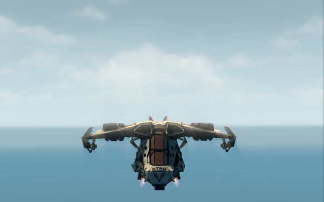 File:Condor - hover mode - front in Saints Row The Third.png