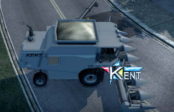 Kent - Harvester variant - top right
