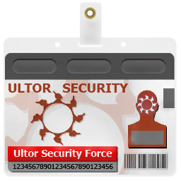 SR2 Badge UltorSecurity