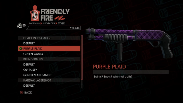 File:Weapon - Shotguns - Pump-Action Shotgun - Deacon 12-Gauge - Purple Plaid.png