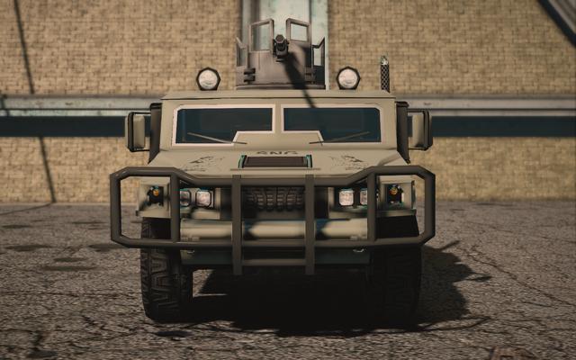 File:Saints Row IV variants - Bulldog (turret) average - front.png