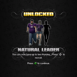 Saints Row unlockable - Homies - Natural Leader - 2 Homies