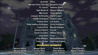 Saints Row credits screen 2