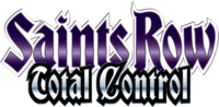 Saints Row Total Control Logo