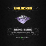 Saints Row unlockable - Customization Items - Bling Bling - Wheel Medallion
