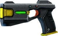 SRIV Melee - Stun Gun - Stunner - Default