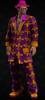 SRTT Outfit - Z-Style (male)