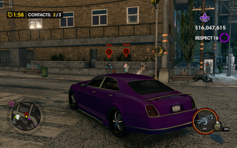 Deckers Snatch in Saints Row The Third - 2 of 3 Contacts